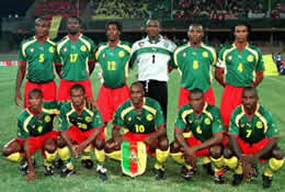 Cameroon national football team